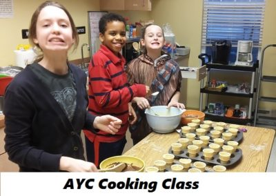 AYC Cooking 1